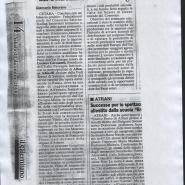 20/12/2008 Il Nuovo Salernitano: A Cetara seminario educational del Consorzio Salerno Trading