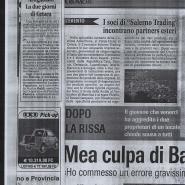04/12/2007 la Città: I Soci di Salerno Trading incontrano partners esteri