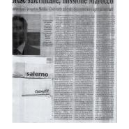 02/06/2006 Cronache: Imprese Salernitane, missione Marocco