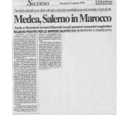 11/06/2006 Il Salernitano: Medea, Salerno in Marocco