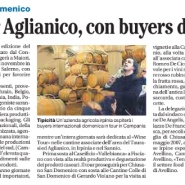 ll Mattino di Avellino 9 nov.2014
